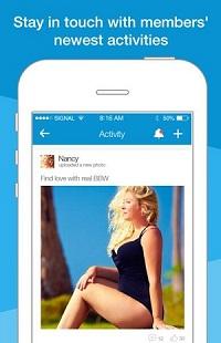 best bbw dating app